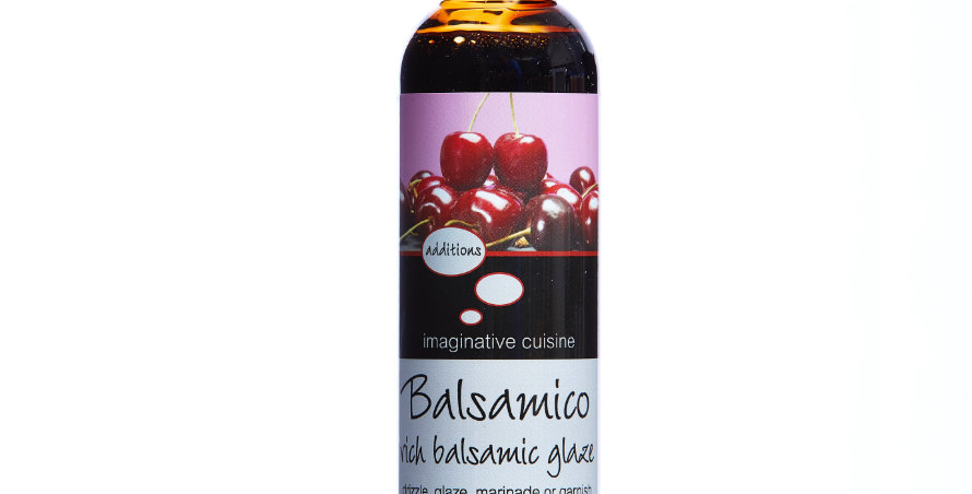 Balsamico Rich Balsamic Glaze Cherry Flavour 1 x 150ml