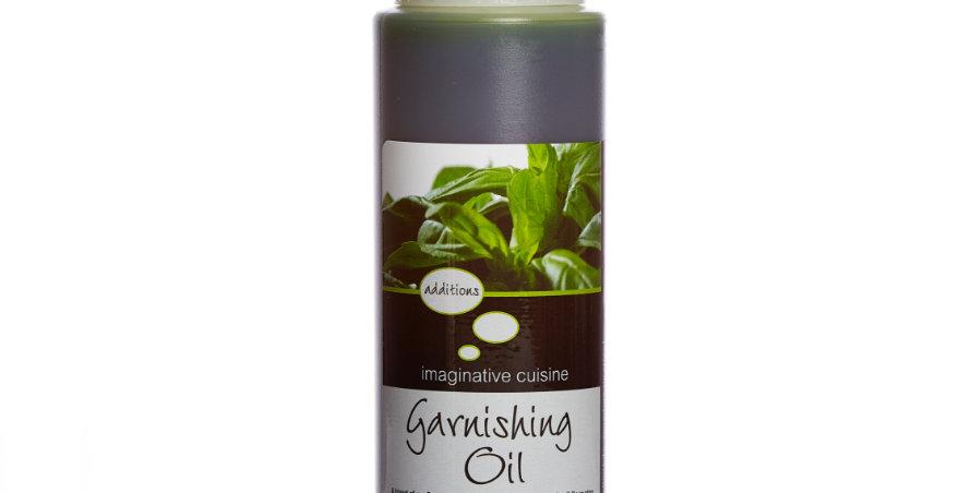 Garnishing Oil Basil Flavour 1 x 250ml
