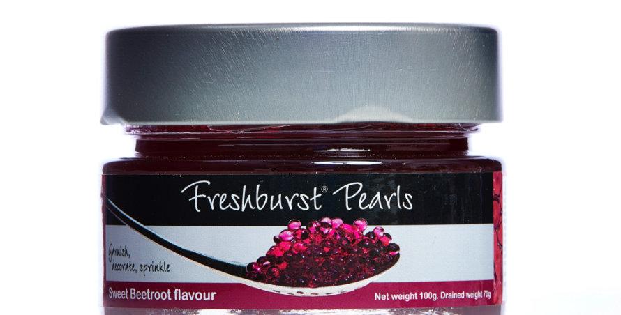 Freshburst® Pearls Beetroot Flavour 1 x 100gm