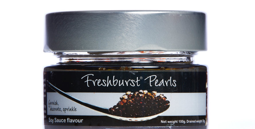Freshburst® Pearls Soy Flavour 1 x 100gm