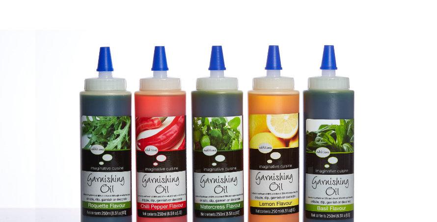 Garnishing Oils