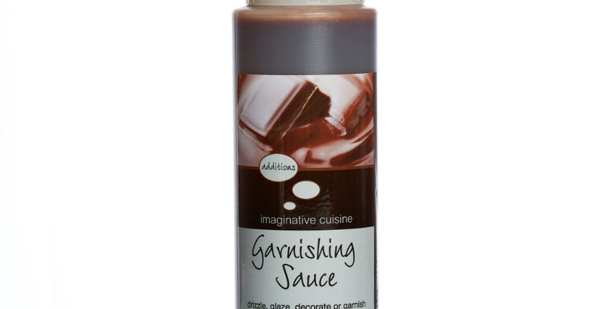 Garnishing Glazes Dark Chocolate Flavour 1 x 250ml