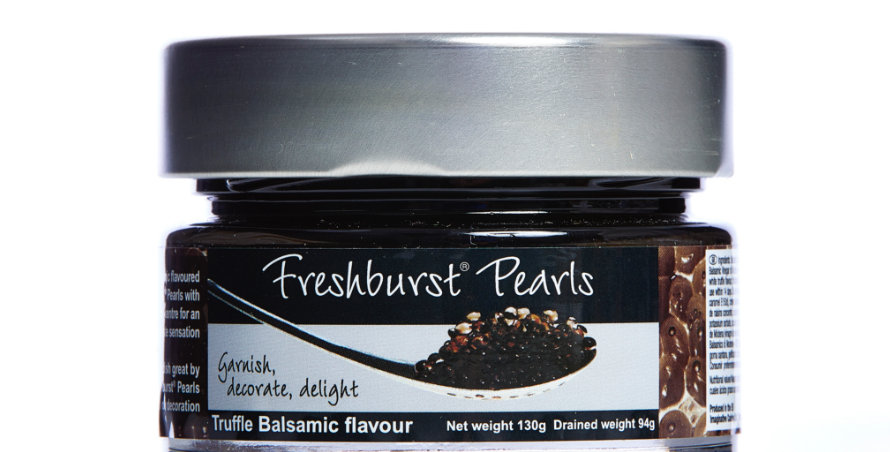 Freshburst® Pearls Truffle Balsamic Flavour 1 x 100gm