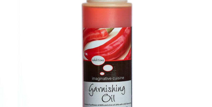 Garnishing Oil Chilli Pepper Flavour 1 x 250ml