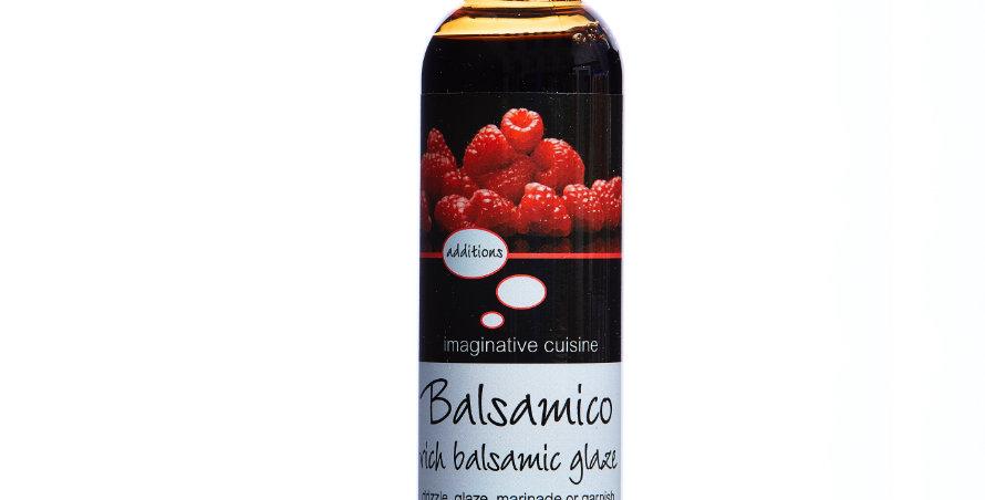Balsamico Rich Balsamic Glaze Raspberry Flavour 1 x 150ml