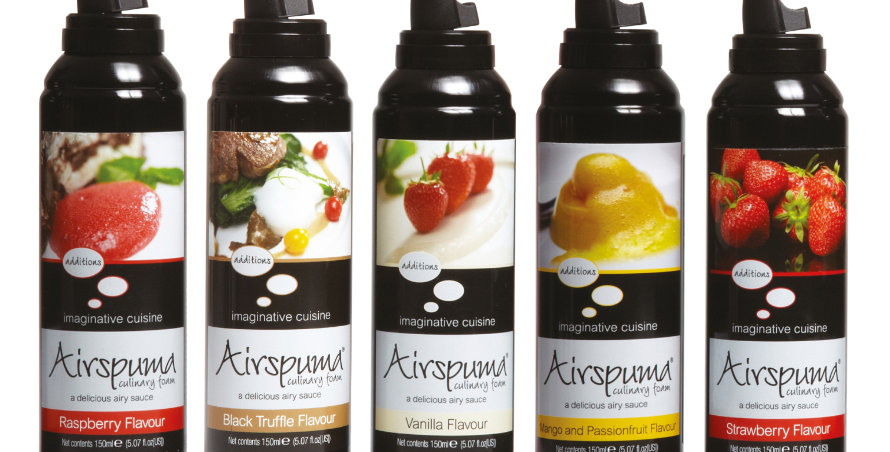Airspuma Culinary Foam