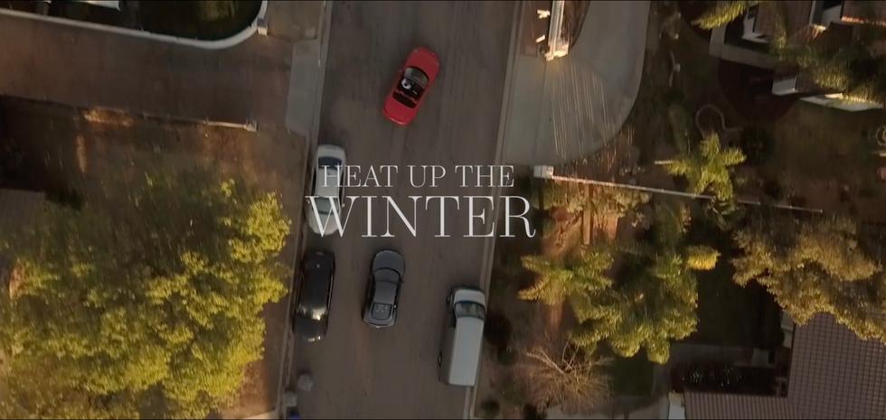 C-Lyric Heat Up The Winter