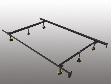 111 SG METAL BEDFRAME- Twin, Full, or Queen Size
