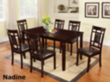NADINE DINING SET