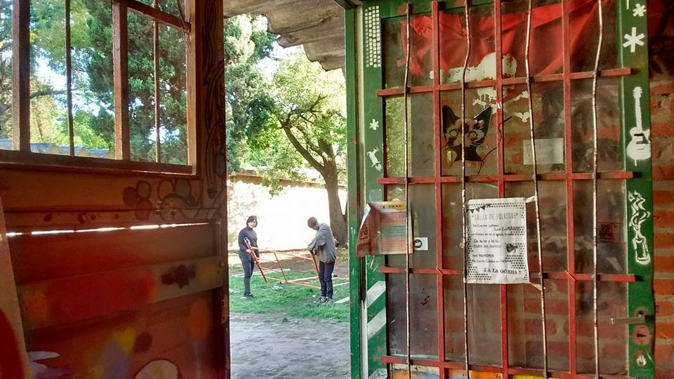 Centro Cultural Catonas, Argentina.
