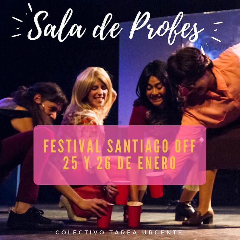 Sala de Profes (Festival Santiago Off)