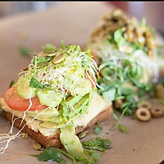 Veggies Sandwich