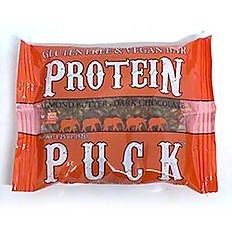 Protein Puck Almon Butter Dark Chocolate