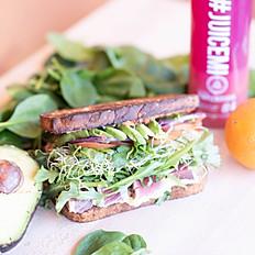 Ahi-Tuna Sandwich