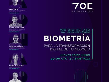 Highlights: biometría para la transformación digital de tu negocio