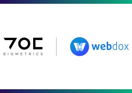 Biometría en contratos y documentos judiciales: Webdox nuevo aliado de TOC Biometrics