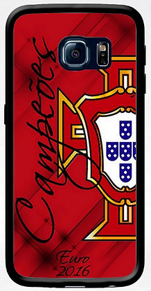 COQUE SAMSUNG PORTUGAL EURO 2016 CAMPEOES ROUGE