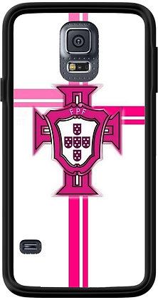 COQUE SAMSUNG PORTUGAL BLANC ROSE