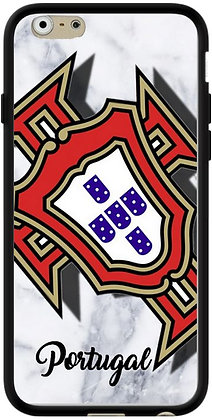 COQUE IPHONE PORTUGAL MARBRE