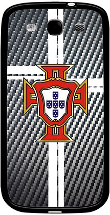 COQUE SAMSUNG PORTUGAL CARBONE ARGENT