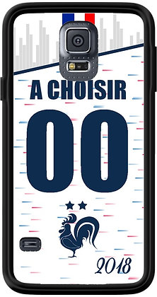 COQUE SAMSUNG FRANCE CHAMPION DU MONDE 2018 TACHE
