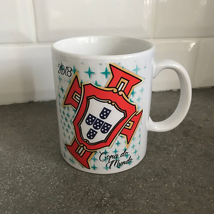 TASSE PORTUGAL COPA DO MUNDO GRAND MODELE