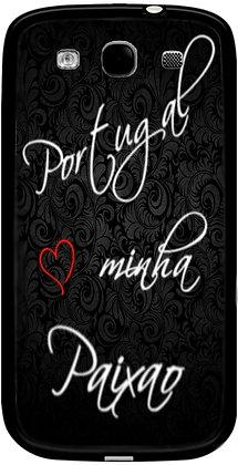 COQUE SAMSUNG PORTUGAL MINHA PAIXAO