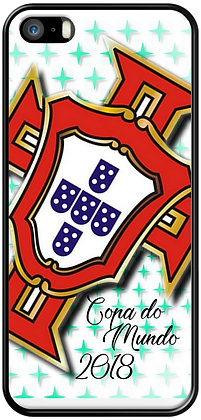 COQUE IPHONE PORTUGAL COPA DO MUNDO GRAND MODELE