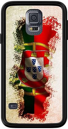 COQUE SAMSUNG PORTUGAL FOND DRAPEAU