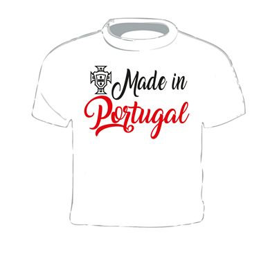 TEE-SHIRTS MADE IN PORTUGAL