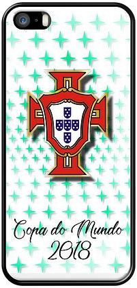 COQUE IPHONE PORTUGAL COPA DO MUNDO PETIT