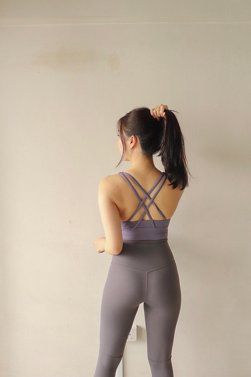 Heather Tank in Orchid