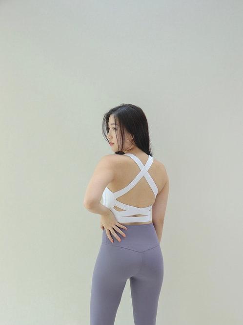 Ariana X Tank v2.0 in White