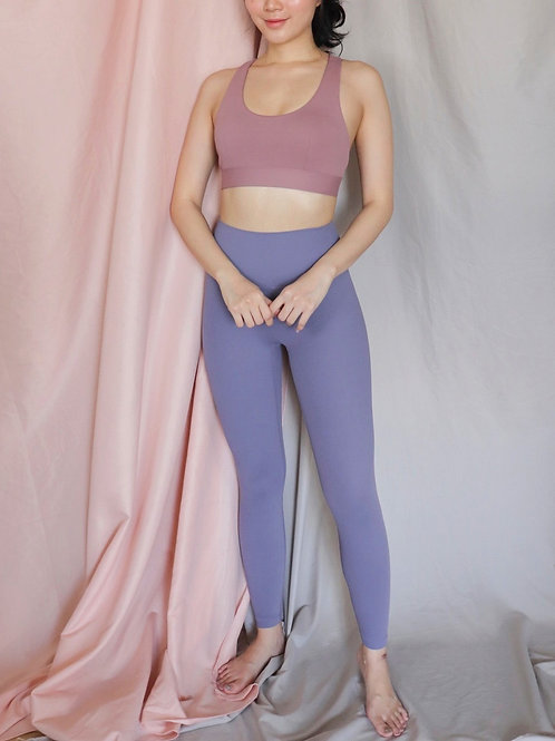 Luna Everyday Leggings in Orchid