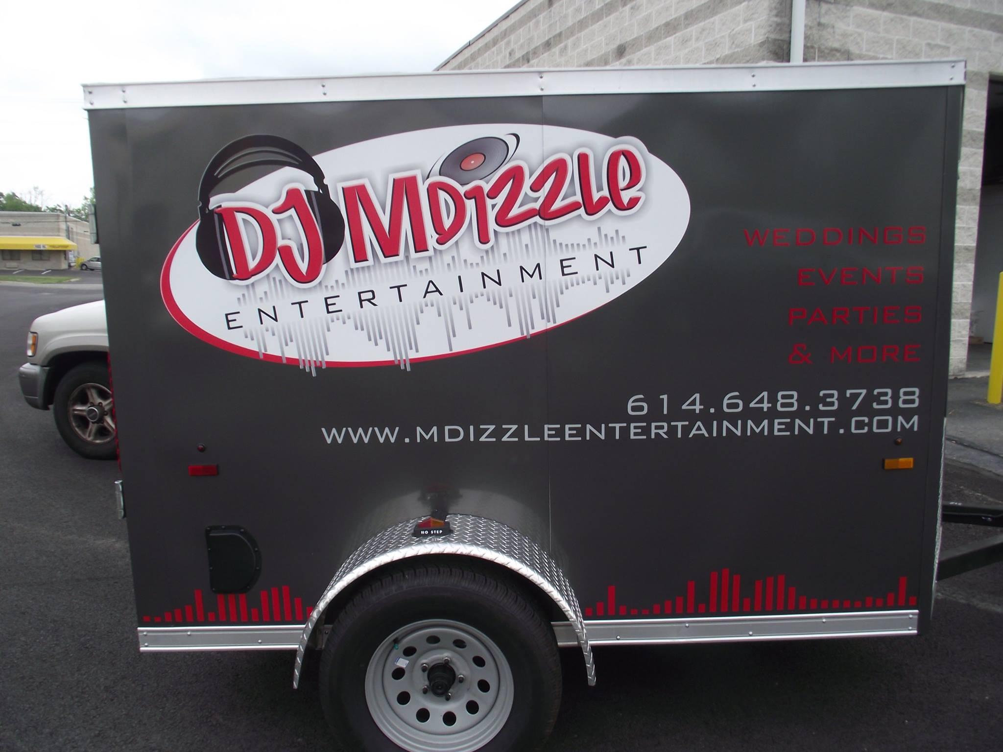 dj mdizzle
