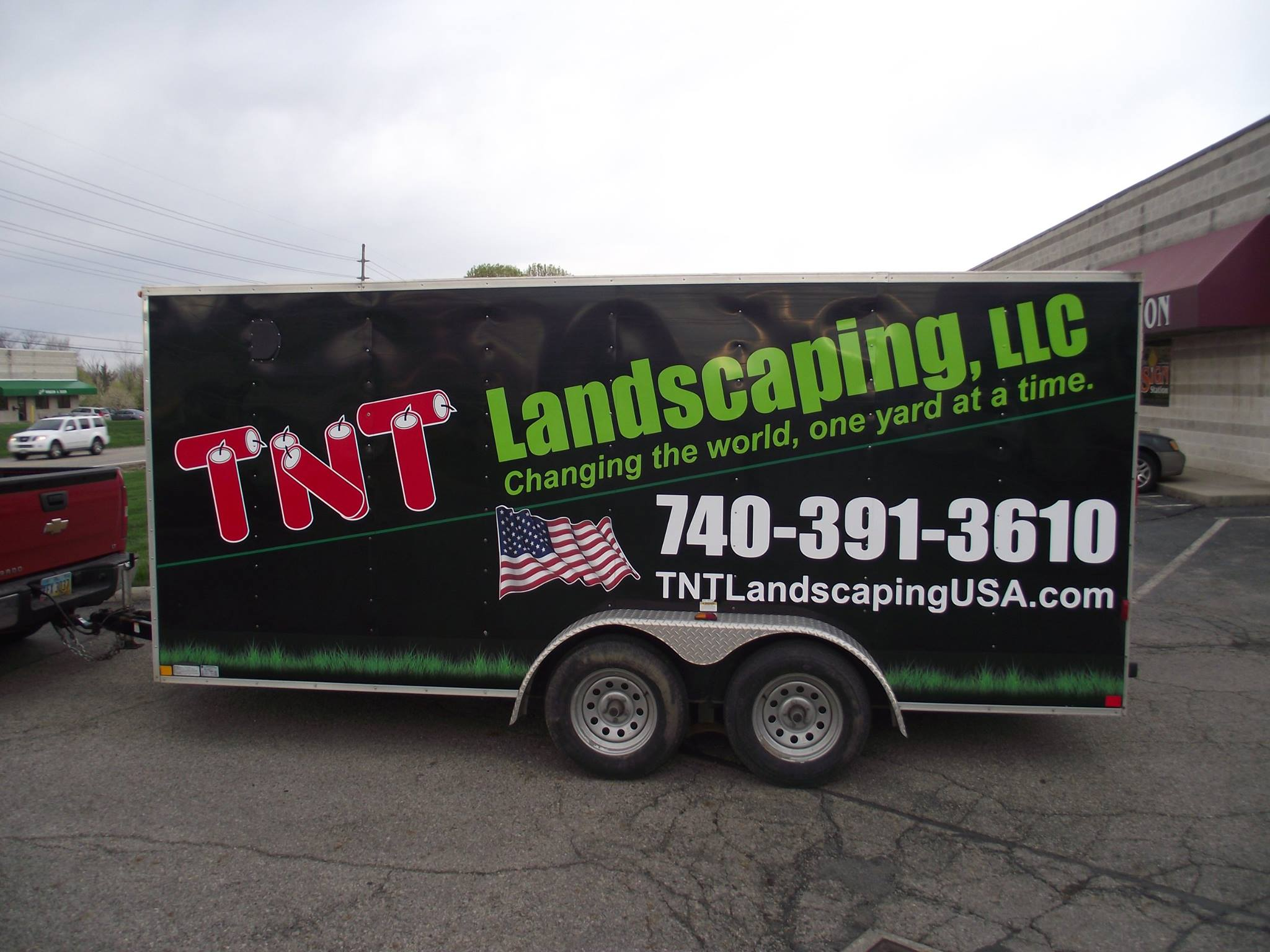 TNT landscaping