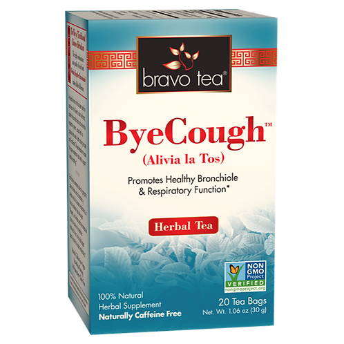 Bye Cough Tea