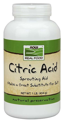 Citric Acid, 1 lb