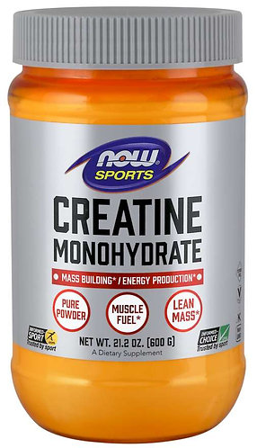 Creatine Monohydrate Powder, 21.2 oz