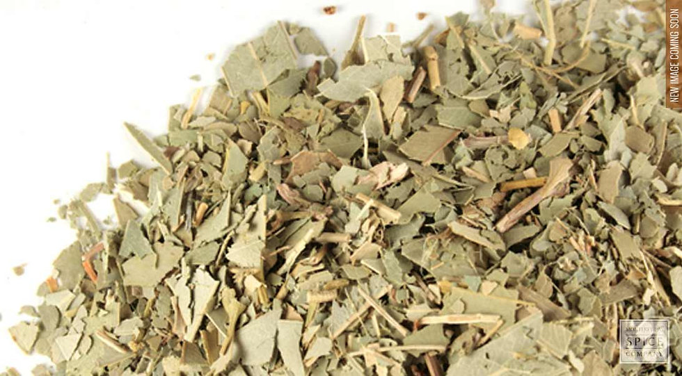 Eucalyptus Leaf c/s, 1/4lb