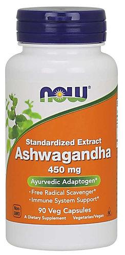 Ashwagandha 450 mg Veg Capsules