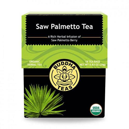 Organic Saw Palmetto Tea