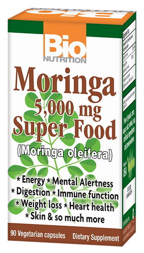 Bio Nutrition Moringa Super Food (90 vc)