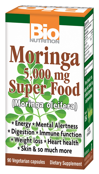 Bio Nutrition Moringa Super Food (90 vc)