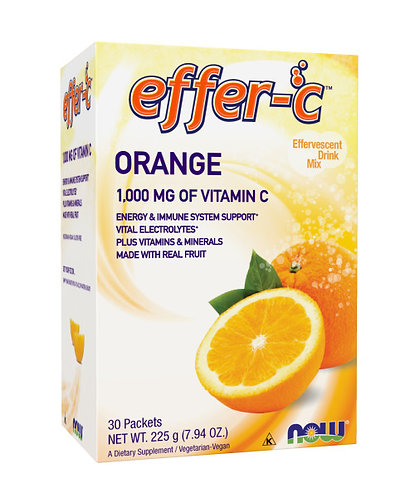 Effer-C™ Orange Packets