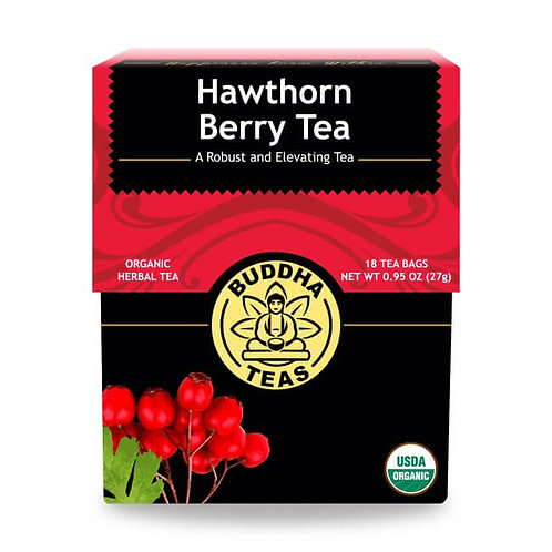 Organic Hawthorn Tea