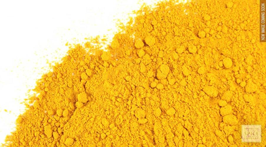 Organic Turmeric Powder, 1/4 lb