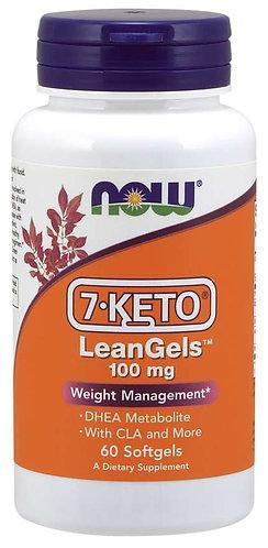 7-KETO® LeanGels™ 100 mg Softgels