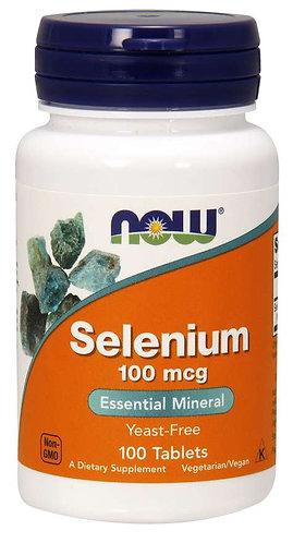 Selenium 100 mcg Tablets