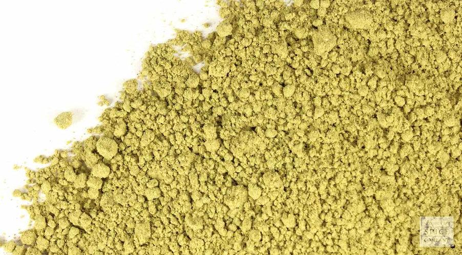 Damiana Leaf Powder, 1/4lb